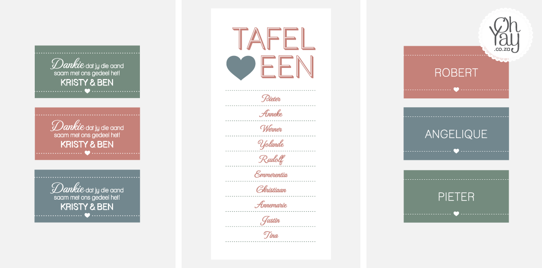 Rustic Typography